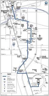 Amtrak Map Schedule by Route 9 Kietzke Rtc Washoe