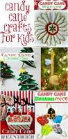 tons of candy cane crafts and ideas food pinterest candy