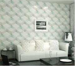 barca korean design 3d effect wallpaper for restaurant decoration