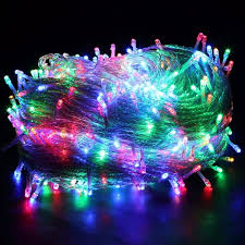 400 led outdoor christmas lights new 50m 400 led string fairy light ac220v outdoor colorful led xmas
