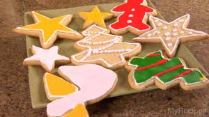 classic iced sugar cookies recipe myrecipes