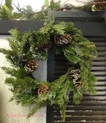 wreaths affordable chic