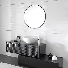 Solid Wood Vanities For Bathrooms Bathrooms Design Grey Bathroom Cabinets Wall Mounted Bathroom