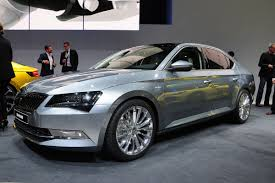 skoda skoda superb at geneva range kicks off at 18 640 auto express