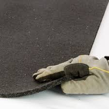 serena mat underlay soundproof your floor with tested results