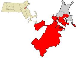 Boston Crime Map by Boston Wikipedia