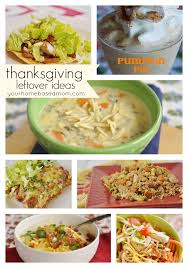 thanksgiving leftovers your homebased