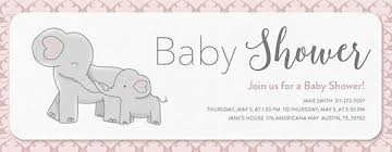 free baby shower invitations theruntime