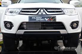 mitsubishi pajero sport in malaysia reviews specs prices