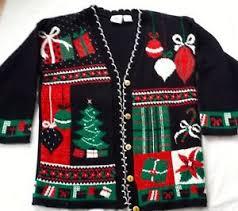 sweater cardigan nutcracker ornaments