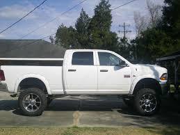 white dodge truck lifted white dodge dually truck trucks