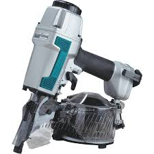 Battery Roofing Nailer by Makita An611 1 1 4 Inch To 2 1 2 Inch Coil Siding Nailer Power