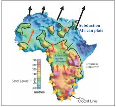 Congo River Map Figure 2 South African Journal Of Geology