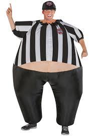 Halloween Referee Costume Inflatable Referee Costume Costumes