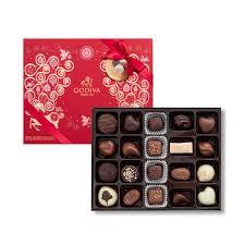 christmas chocolates godiva christmas chocolates chocolate gifts