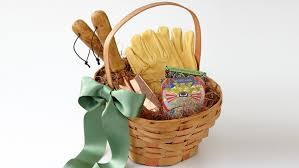 Gardening Basket Gift Ideas by Gift Ideas For Grown Up Easter Baskets Martha Stewart