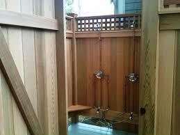 Outdoor Shower Ideas by Best Outdoor Shower Fixtures Design Ideas Best Home Decor