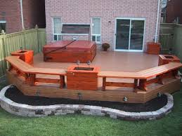 Deck Planters And Benches - 30 best decks images on pinterest deck design deck benches and