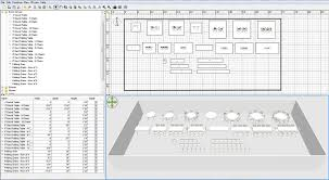 floor plan free software event planning software