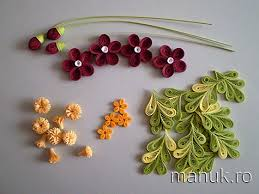 tutorial quilling flower quilled flower arrangements with tutorial quilling by manuk