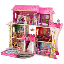 amazon com kidkraft once upon a time dollhouse toys u0026 games