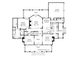 Symmetrical Floor Plans House Plan Wayland Heights Stephen Fuller Inc
