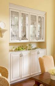 30 best cabinets in fresh spaces images on pinterest built in built in hutch waypoint living spaces style 610d in maple cream glaze cream kitchen designskitchen