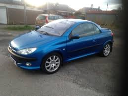 peugeot 206 cabriolet stunning peugeot 206cc 206 cc convertible 1 year mot private plate