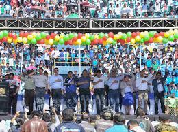 presidente inaugura segunda fase de los juegos presidente morales inaugura juegos plurinacionales de secundaria en
