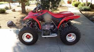 honda 250ex motorcycles for sale