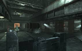 Map Of Fallout 3 by Citadel Laboratory Fallout Wiki Fandom Powered By Wikia