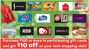 gift cards deals gift card deals offers currently running deal