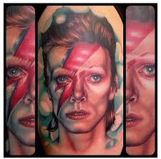 some mega fans tell us why they got david bowie tattoos dazed