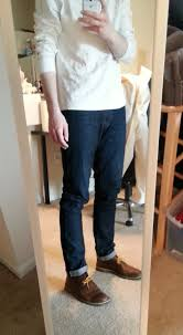 womens boots reddit contrapaul is wearing converse henley arizona selvage denim
