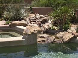 Landscape Rock Phoenix by Courtyard U0026 Patio Landscaping Phoenix Water Features Desert