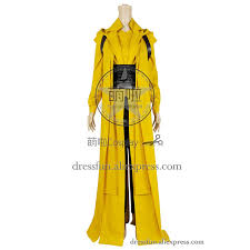 doctor strange cosplay ancient one costume new yellow uniform suit