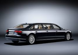 Audi R8 Limo - king size audi a8l extended