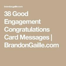congratulate engagement best 25 engagement congratulations message ideas on