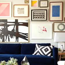 how to hang art the right way