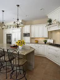 Updated Kitchens by Spacious Updated Kitchen Orren Pickell Building Group Hgtv