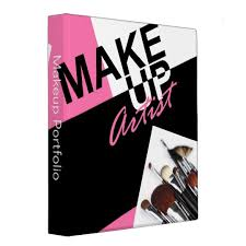 makeup artist book makeup artist pro portfolio appointment book 3 ring binder