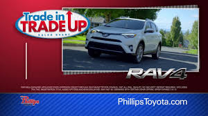 toyota dealer sales trade in trade up sales event rav4 15 youtube
