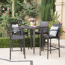 Iron Patio Dining Set Iron Outdoor Dining Sets For Less Overstock Com