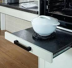 plan de travail rabattable cuisine plan de travail escamotable cuisine 12 astuces gain de place pour la