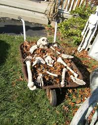 diy halloween decorations yard home halloween decorations