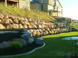 building retaining walls cadel michele home ideas building a