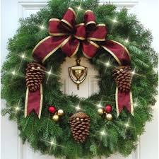 large outdoor wreath wayfair
