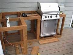 Best  Outdoor Barbeque Area Ideas On Pinterest Outdoor - Outdoor bbq kitchen cabinets