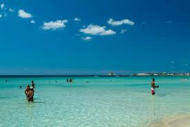 porto cesaro porto cesareo clear waters precious seabeds and beaches