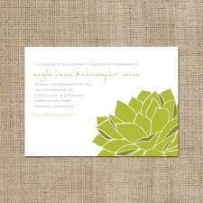 Succulent Wedding Invitations Succulent Wedding Invitations Haskovo Me